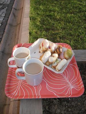 Kahve ve ekler