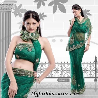 Embroidered-Formal-Indian-Sarees-for-Brides
