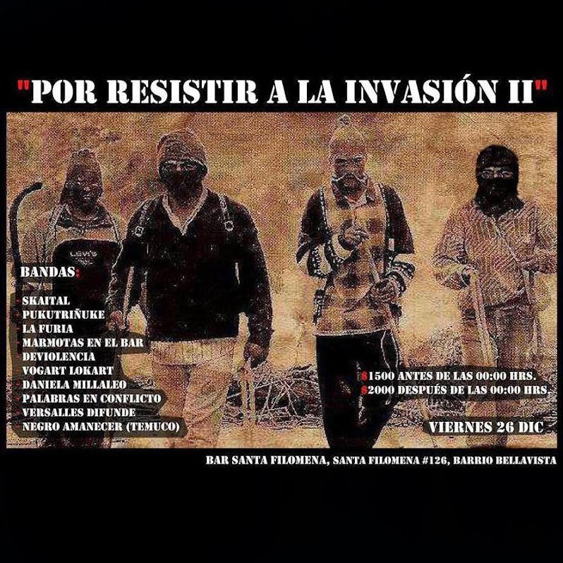 BARRIO BELLAVISTA:  POR RESISTIR A LA INVASION II