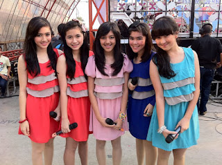 Profile Girl Band BLINK