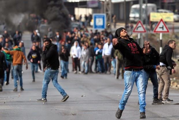 Konfrontasi Sengit Kembali Meletus di al Quds dan Wilayah Palestina
