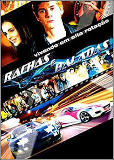 Rachas e Baladas DVDRip XviD - Avi - Dual Audio