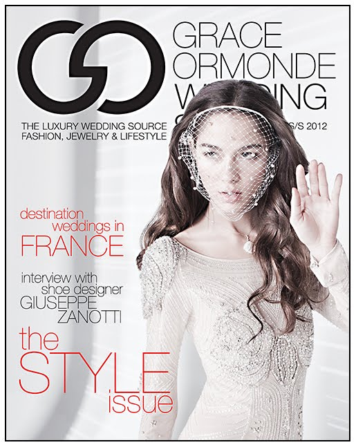 grace ormonde wedding style magazine style issue spring summer 2012