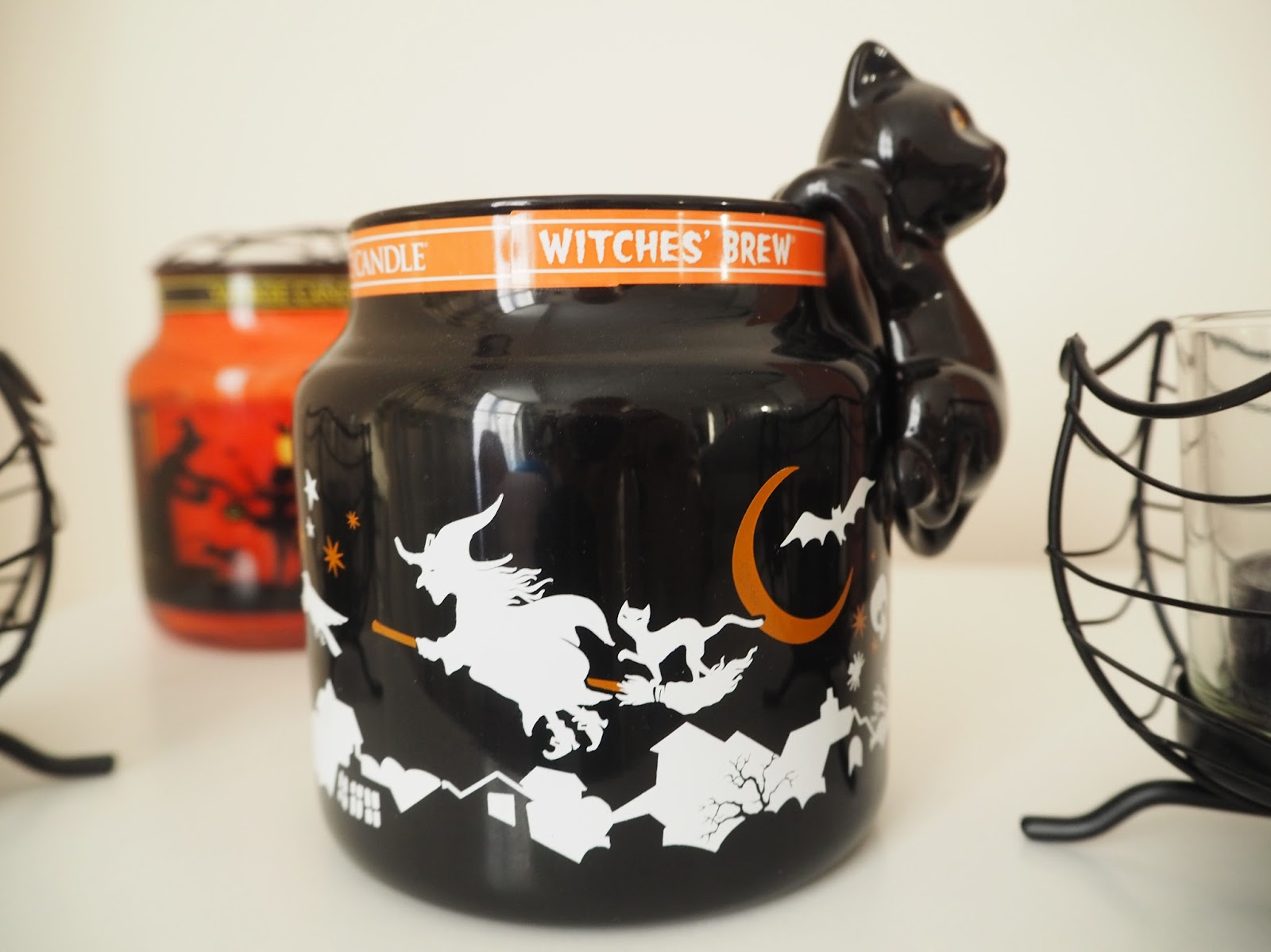 Yankee Candle Halloween Candle Collection | Katie Kirk Loves