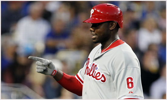 Phillies - Ryan Howard