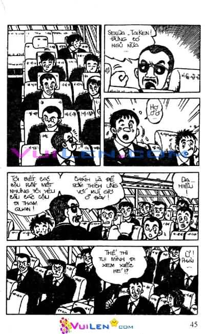 Jindodinho - Đường Dẫn Đến Khung Thành III Tập 31 page 45 Congtruyen24h