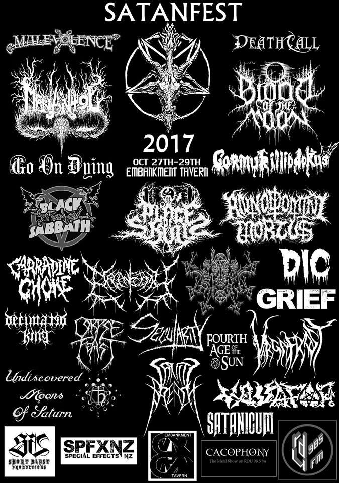 SatanFest 2017