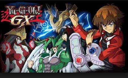 Yu-Gi-Oh! Duel Monsters GX Episódios