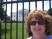 Sue visiting Obama's