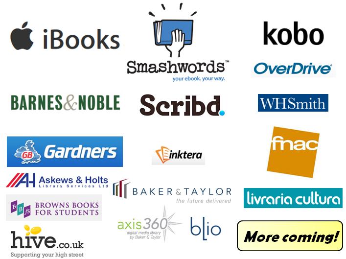 Smashwords Ebook Distribution Network