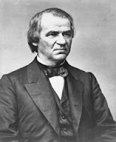 andrew johnson most hated president