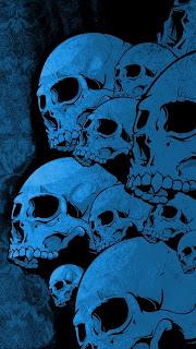 skull for mobile
