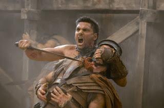 Spartacus Boxset 1-2-3-4 Türkçe Altyazı 720p İndir