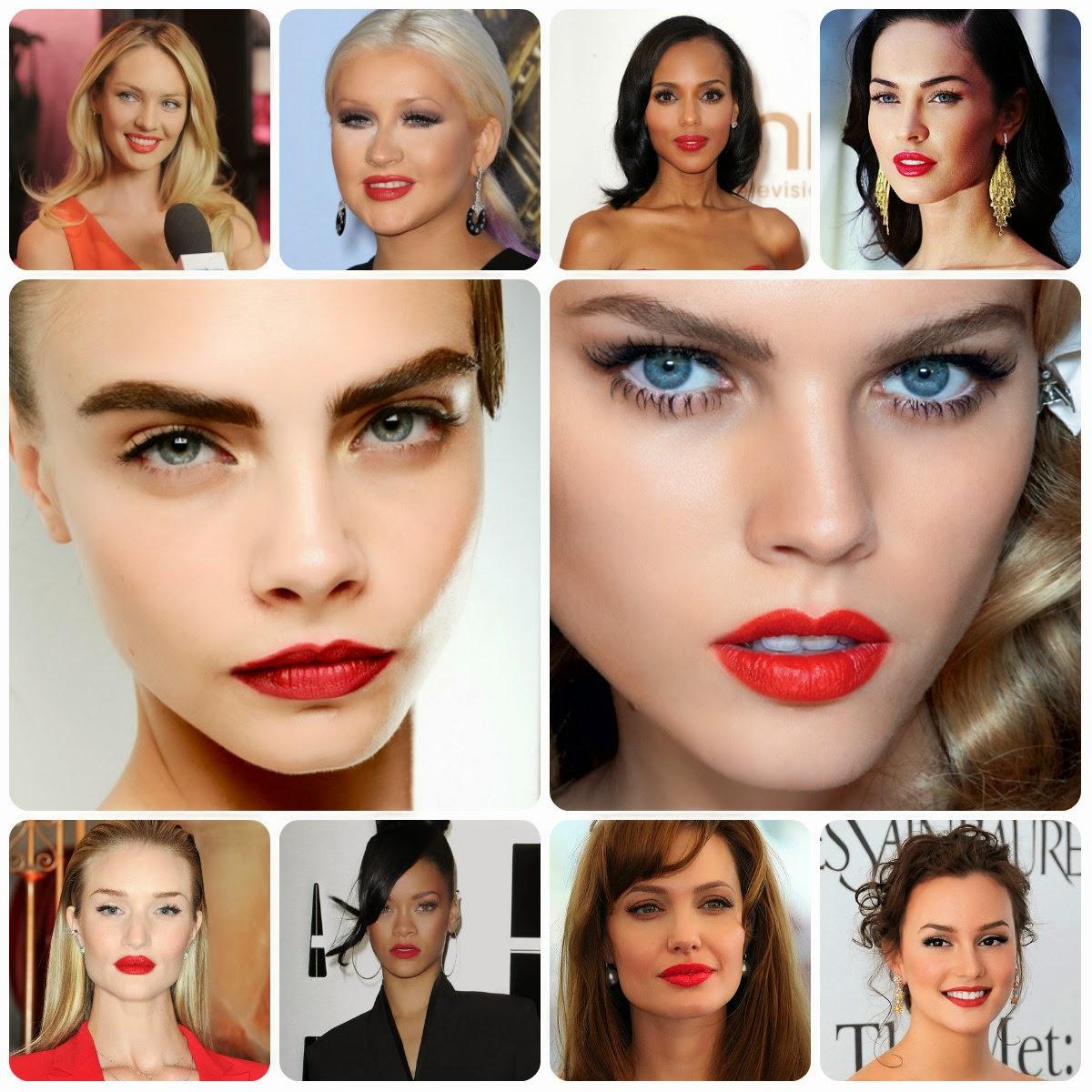Как по фото подобрать макияж