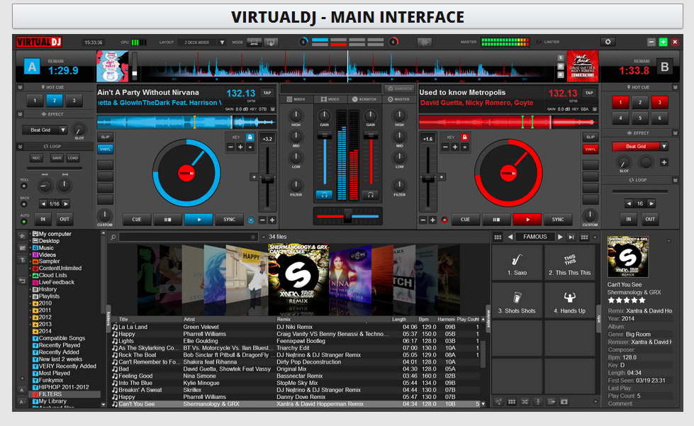 dj mixer software free download full version for pc 2015