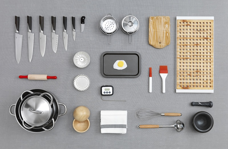 GlobOblò]: :: Carl Kleiner e gli utensili da cucina Ikea