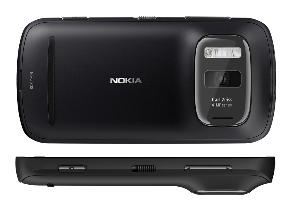 Nokia N8 vs 808 PureView Camera fight