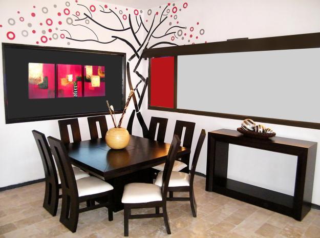 Mi casa mi hogar comedores modernos 2013 - Comedores minimalistas modernos ...