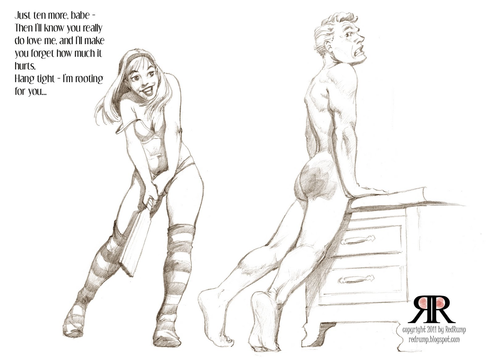 femdom f m spanking artwork gallery 8 femdomology sexy girls