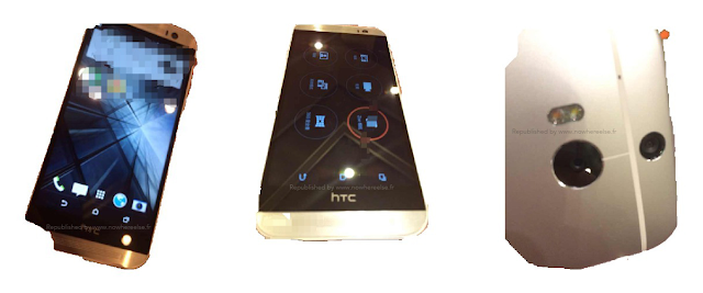 HTC One Two leaked image