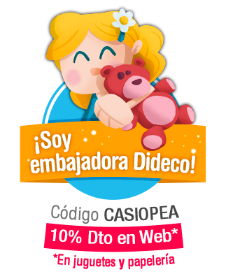 ¡Somos Embajadoras de Dideco!
