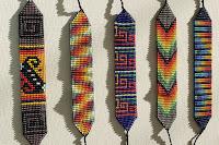 Bracelets artisanaux PERLES