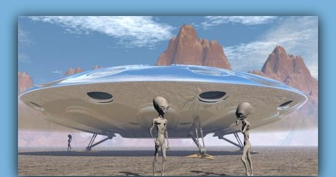 Η CIA δηλώνει έτοιμη για να κάνει αποκαλύψεις για τους εξωγήινους...
