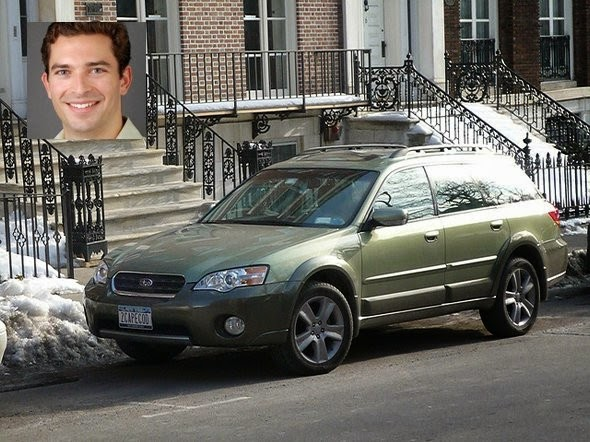 Aaron Patzer, founder of Mint, a financial management software that Intuit has sold for $ 170 million, bought a $ 000 for 29 Subaru Outback, soon after his Ford Contour 1996 ran out of petrol.