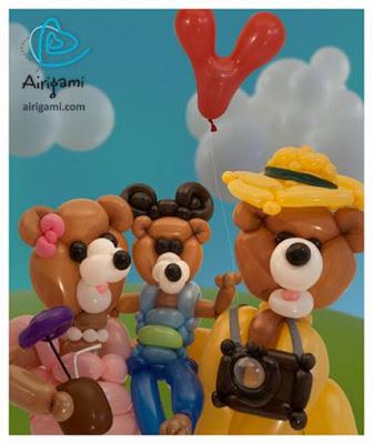 Amazing 3D Balloon Art Seen On www.coolpicturegallery.us