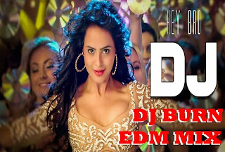 MERA GANA BAJA DE (HEY BRO ) DJ BURN EDM MIX