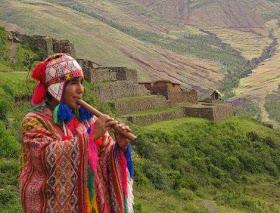 Flauta inca