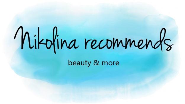 Nikolina recommends.
