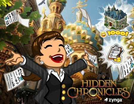 Facebook Hile Hidden Chronicles 3 Enerji Hilesi 30 Haziran