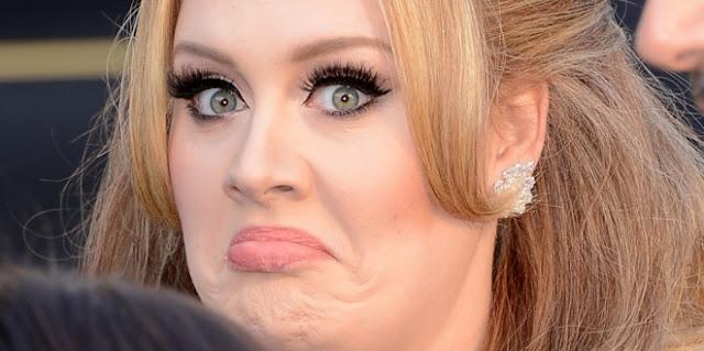 Adele está siendo acusada de plagio