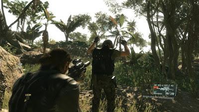Metal Gear Solid V The Phantom Pain MULTi8 RePack-RG SGAMES TERBARU FOR PC screenshot 3