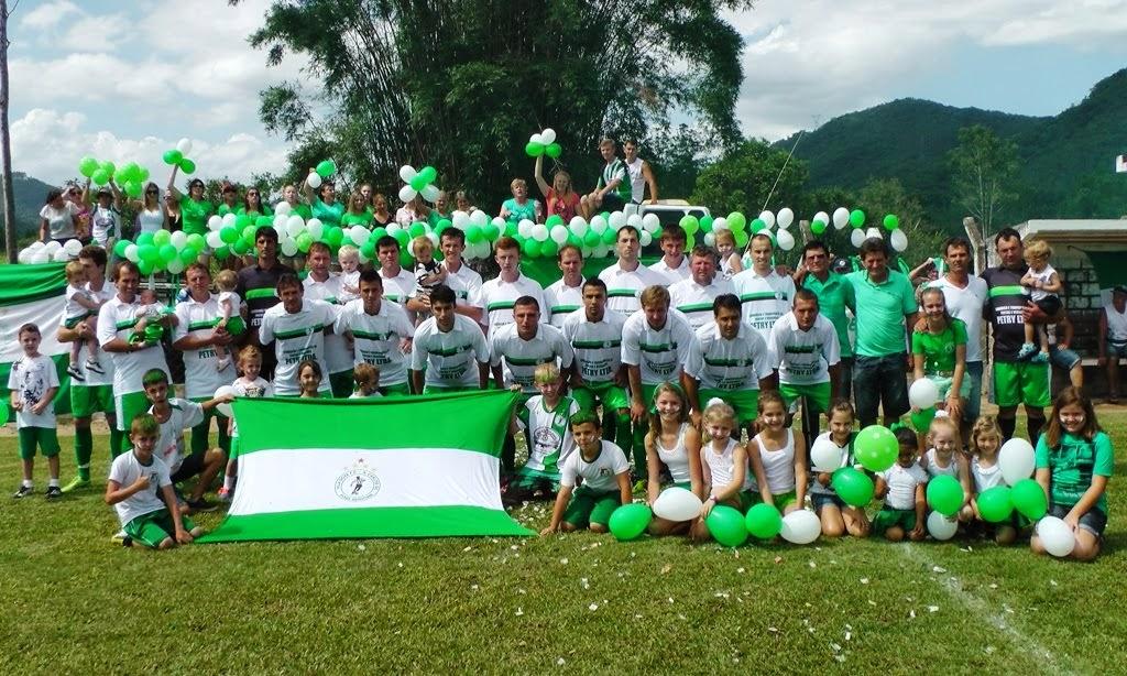 CAMPEÃO MUNICIPAL 2014