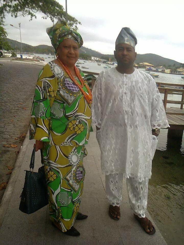 Eu e iya Nanga de Oya, Yanifa