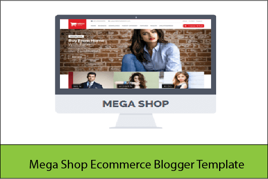 ecommerce-blogger-template