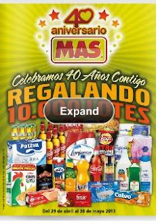 ofertas supermercados mas 5-2013