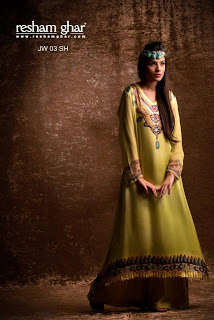 Frock Collection 2013-2014 For Women