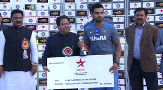 Virat-Kohli-Man-of-the-Series-INDIA-vs-WEST-INDIES-3rd-ODI-2013