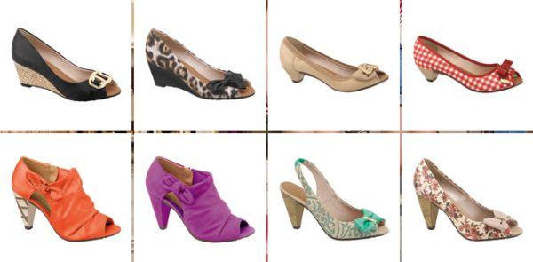 Moda e Designer    Nova Coleção Calçados Moleca Primavera Verão 2012 953ad0b3006