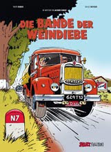 Die bande der weindiebe