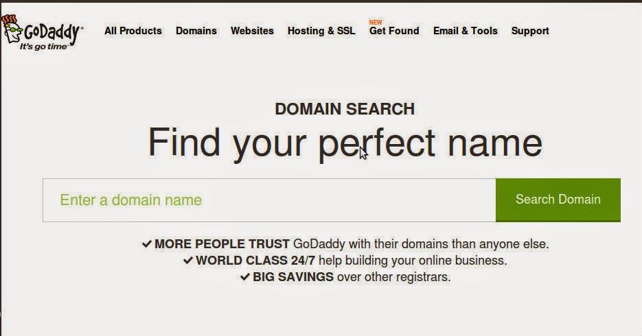Comment Enregistrer un Nom de Domaine ?$