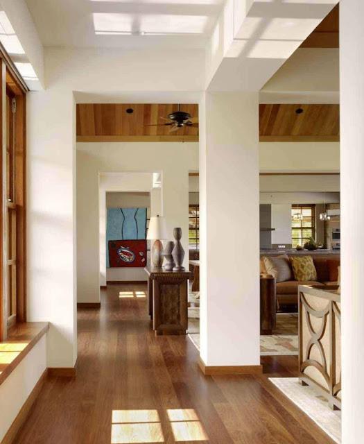 Tropical Classic Hawaiian Cloister House 4