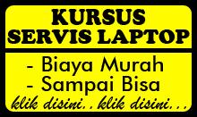 Kursus Servis Laptop