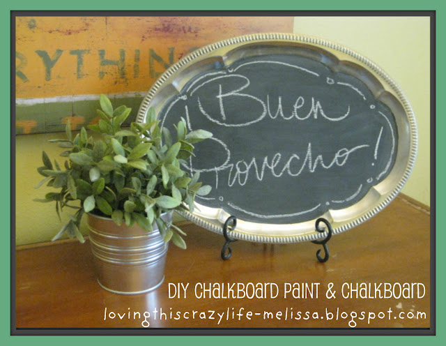 how to bring a chalkboard back to life