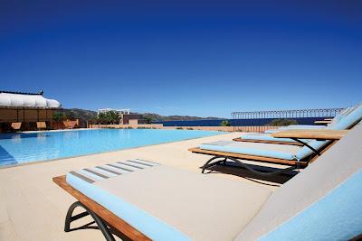 piscine en Corse