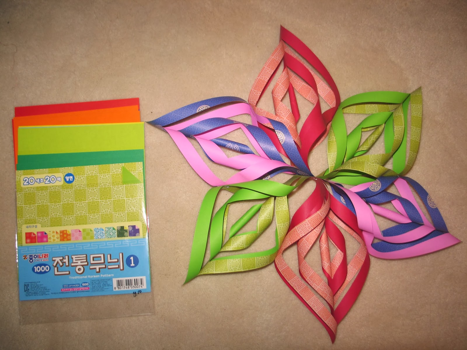 Diy star origami ornament origami star - First Thing I Did Was A Pair Of Origami Stars I Got The Idea And The How To From This Wonderful Blog Origami Star Tutorial First I Tried It With Normal