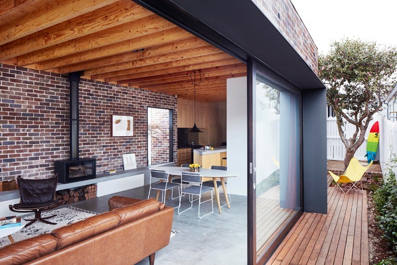 Redesign of an old house in Sydney for young family Girls House